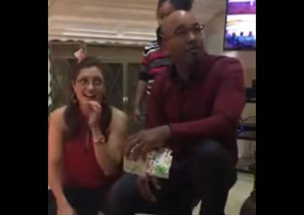 Viral: Broma pesada se convierte en el mejor regalo de navidad (VIDEO)