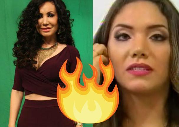 Janet Barboza a Isabel Acebedo: La gente la recordará como 'la otra' (VIDEO)