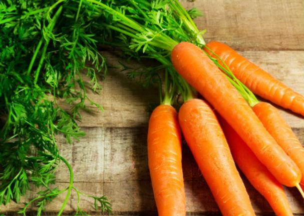 Zanahoria: Conoce sus propiedades más ocultas