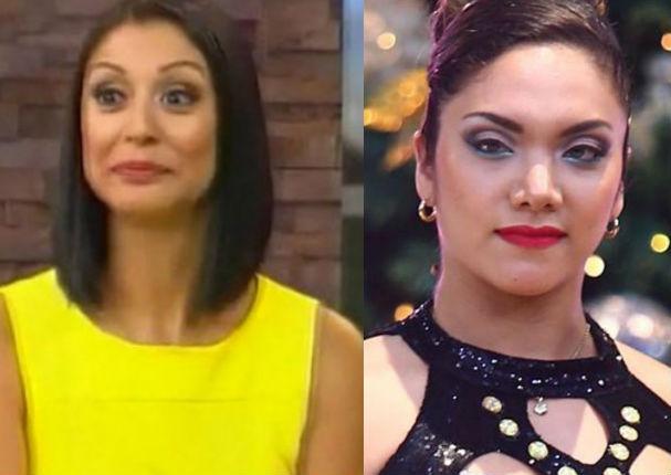 Karla Tarazona habló con 'Chabelita' y ambas se dijeron de todo (VIDEO)