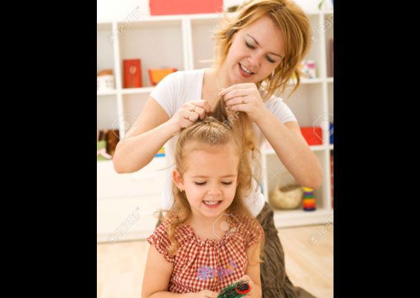 Aprende a hacer diferentes peinados para las princesas de la casa (VIDEO)