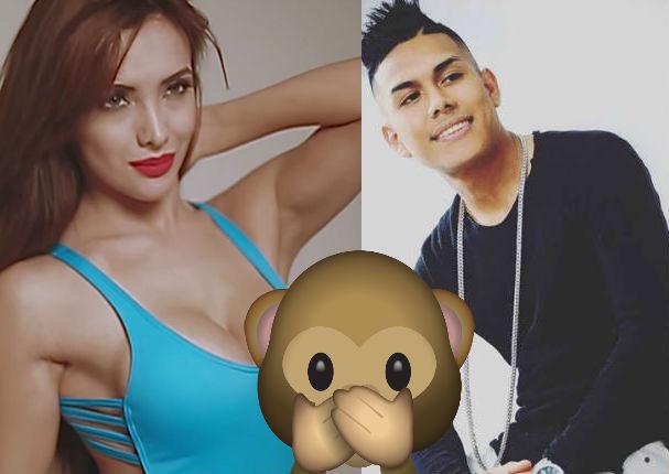Cesar Vega graba videoclip junto a Rosángela Espinoza (VIDEO)