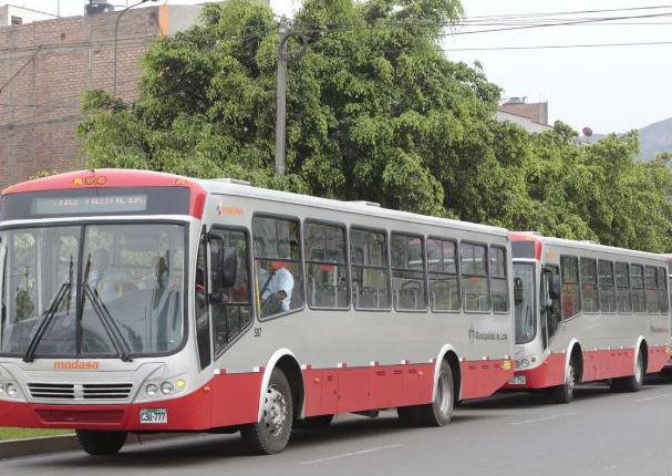 Corredor Rojo: Conoce la ruta del nuevo 'Expreso 202'