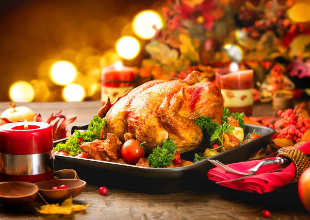 Descubre cuántos kilos subirás esta Navidad
