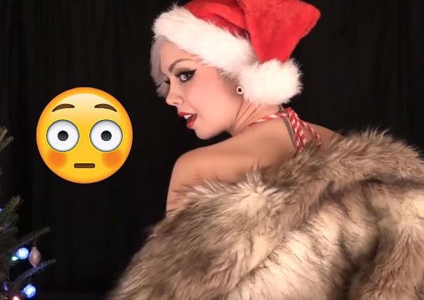 Navidad: Mira la coreografía más sexy del año (VIDEO)
