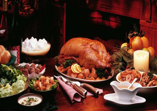 ¿Qué hacer para quemar las calorías de la cena navideña?