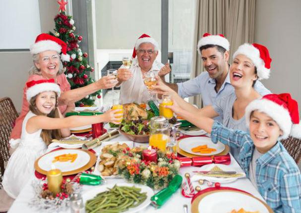 Sigue estos consejos sanos y disfrutarás de tu cena navideña