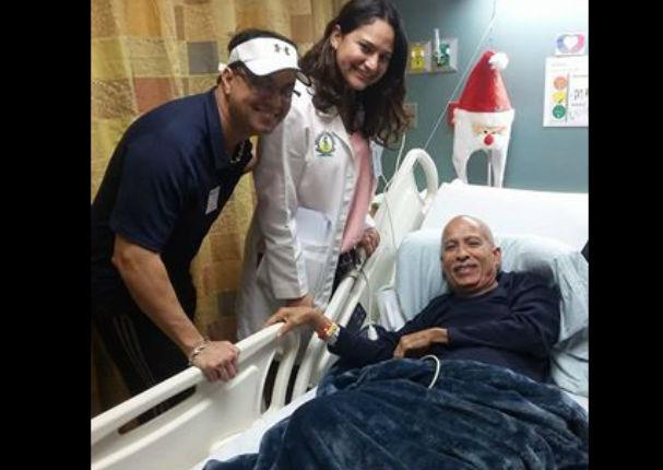 El Gran Combo: Vocalista 'Papo' Rosario está ausente tras operación