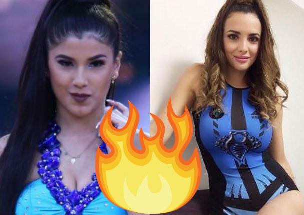 Rosángela Espinoza afirma que borraron las pruebas de la agresión de Yahaira Plasencia (VIDEO)