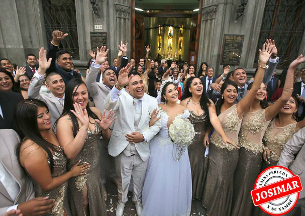 ¿Sabes cuánto gastó Josimar en su boda soñada?