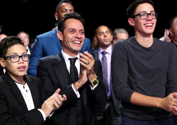 Marc Anthony: Hijos con Dayanara Torres son sorprendentemente iguales a él (FOTO)