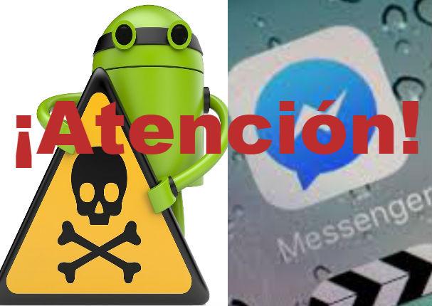 ¡Atención! Un virus está invadiendo Messenger