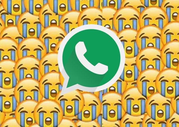 Conoce el emoji que estaría a punto de desaparecer de Whatsapp