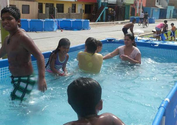 Comas: Se multarán a quienes instalen piscinas portátiles