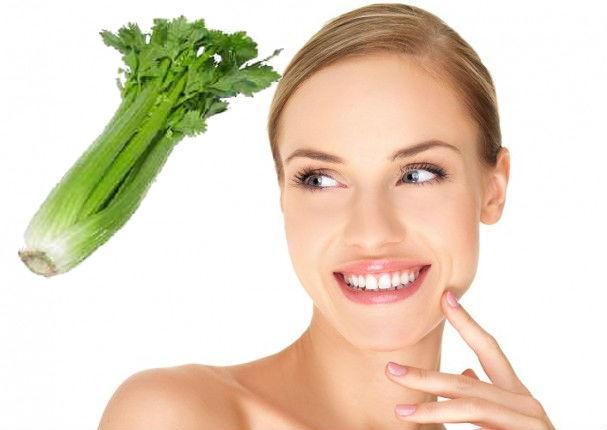 ¿Sabes qué beneficios aporta el apio a tu piel?