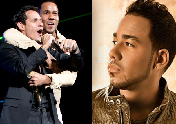 Romeo Santos dedica emotivo mensaje a Marc Anthony (VIDEO)