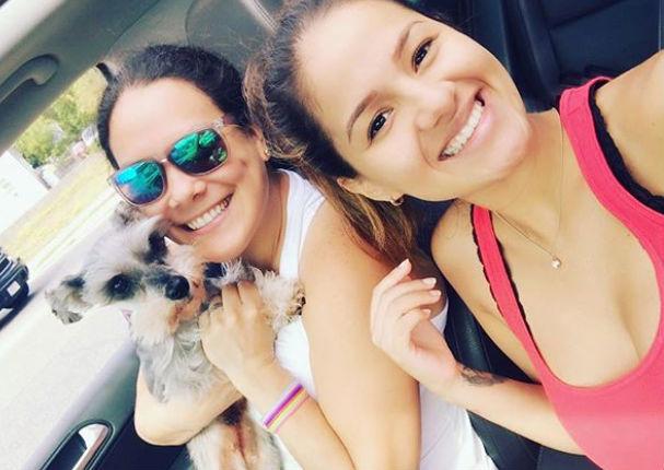 Katty García conmueve Instagram con foto familiar (FOTO)