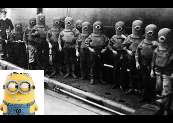 Conoce la historia real del viral de los 'minions nazi' y los niños judíos