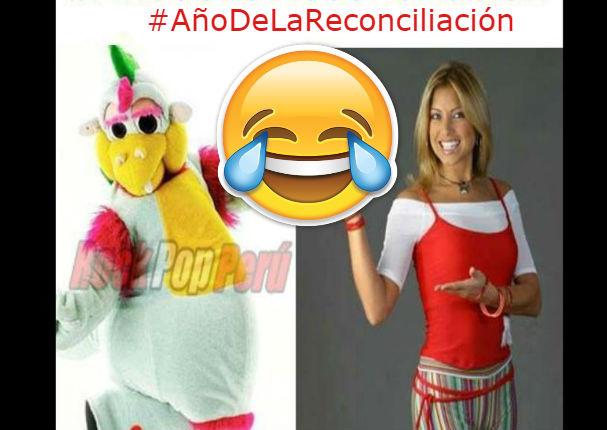'Año de la reconciliación': Estos son los memes que se burlaron del nombre oficial (FOTOS)