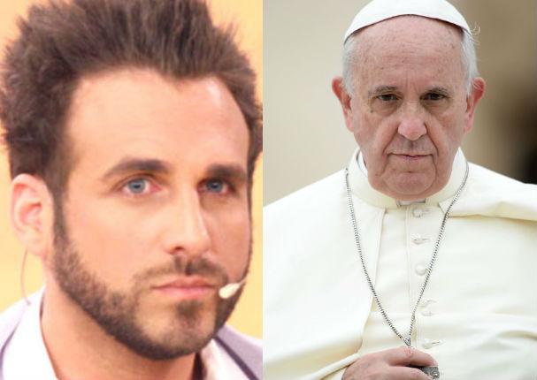 Rodrigo González dice todo lo que piensa sobre la llegada del Papa Francisco