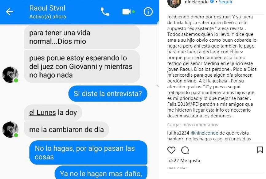 Ninel Conde: Acusada de consumir drogas durante su embarazo (FOTO Y VIDEO)