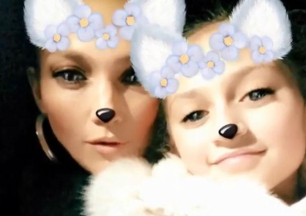 Jennifer López: Fotos demuestran que su hija es cada vez más igual a ella (FOTOS)