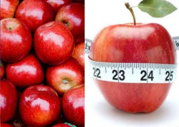 La dieta de la manzana: Bajarás de peso en una semana