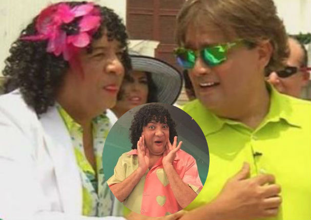 'El Wasap de JB': Mira el divertido debút de la 'Carlota' (VIDEO)
