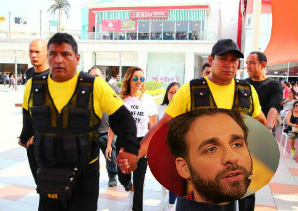 Rodrigo González manda fuerte indirecta a Angie Arizaga, tras salir con guardaespaldas (FOTO)