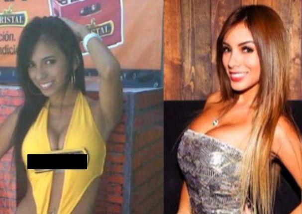 Paula Manzanal: El sorprendente antes y después de la modelo (FOTO)