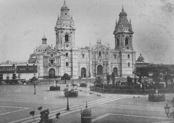 Aniversario de Lima: Mira el antes y después a 483 años de su fundación (FOTOS)