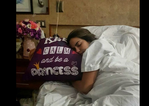Valeria Piazza: Revelan mejoría en su estado de salud (FOTO)