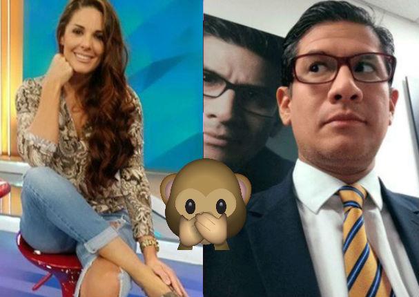 Rebeca Escribens dio respiración boca a boca a Erick Osores ¡En vivo! (VIDEO)