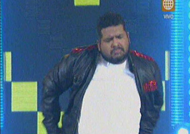 'Choca': Entérate de cuántos kilos bajó el conductor (FOTOS)