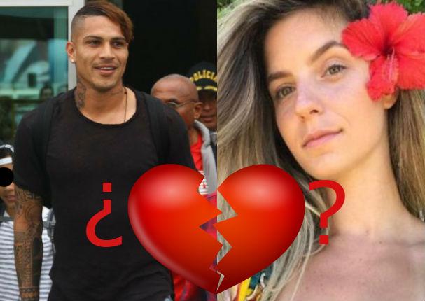 ¿Paolo Guerrero y Thaísa Leal terminaron su relación?