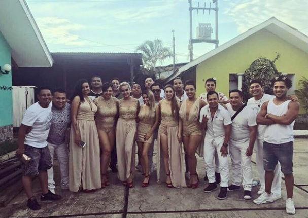 Son Tentación: Reconocida como 'La Mejor Orquesta De Salsa Femenina 2017' (FOTOS)