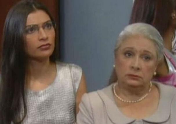 'Betty, La Fea': Actriz colombiana vive en asilo de ancianos (VIDEO)