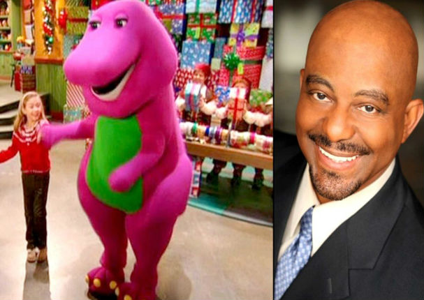 Barney: Conoce el trabajo sexual del actor que interpretó al dinosaurio