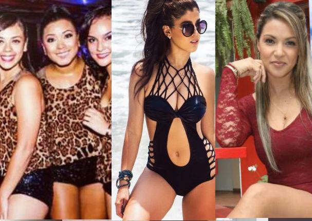 Instagram: Ellas son las 7 salseras más sensuales del Perú (FOTOS)