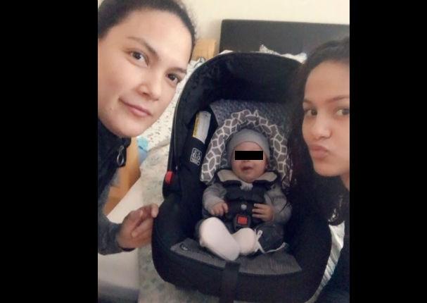 Katty García: Mostró por primera vez a su hijo recién nacido (FOTO)