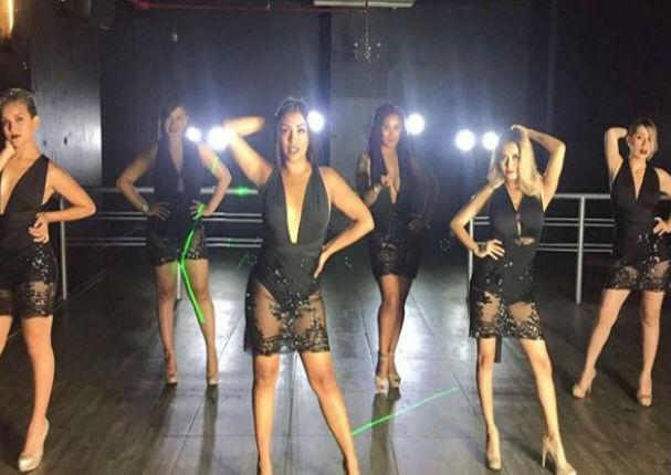 Son Tentación: Integrante alborota Instagram con sensual vestido e importante anuncio (FOTO)