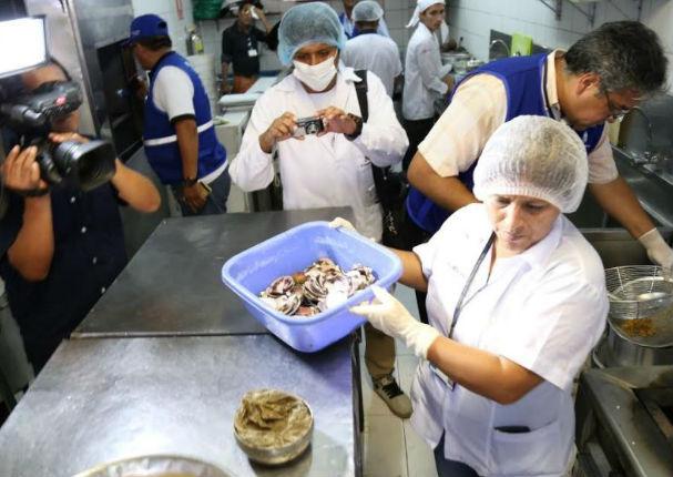 San Borja: Se realizarán visitas de fiscalización en 50 cebicherías