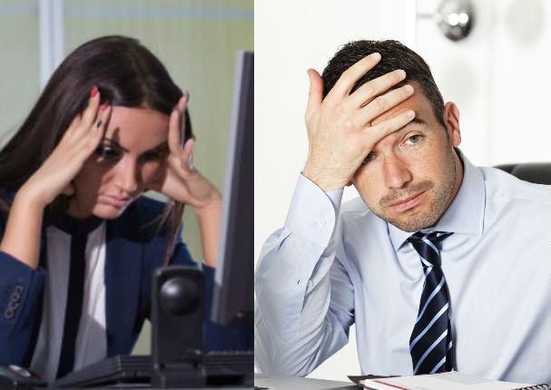 Con estos tips te olvidarás del estrés en el trabajo