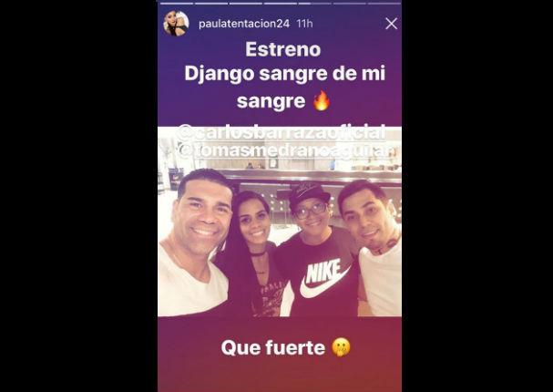 'Tomate' Barraza y su esposa reaparecen juntos ¿Otra vez? (FOTO)