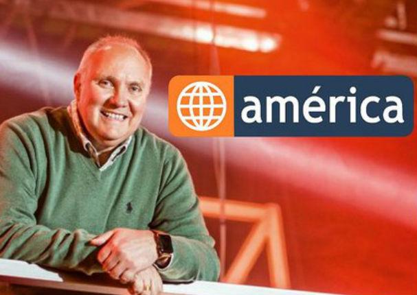 Eric Jurgensen deja América Televisión ¿Grandes cambios?