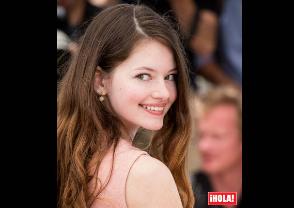 ¿Recuerdas a Renesmee, la hija de Bella y Edward en Crepúsculo? Mira cuánto ha cambiado