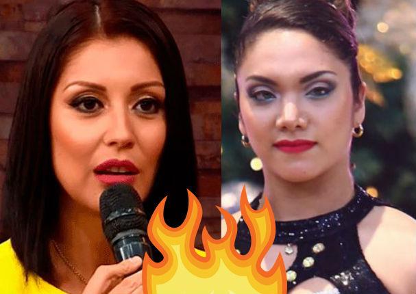 Así respondió Isabel Acevedo a las críticas de Karla Tarazona (VIDEO)