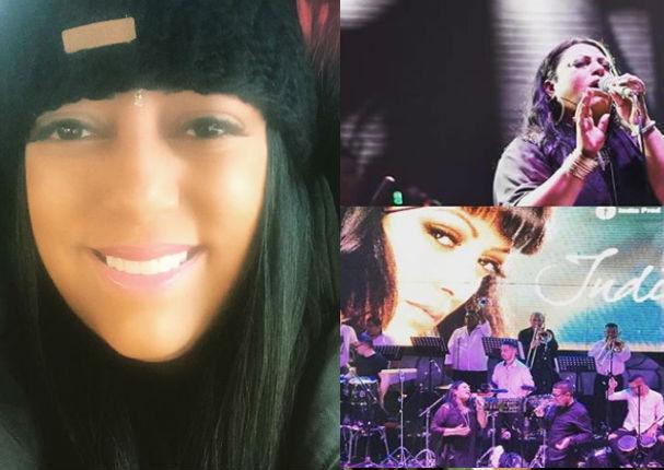La India: Cantante envió emotivo mensaje al Perú después de concierto (FOTO)