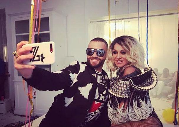 Paulina Rubio y Nacho preparan gran sorpresa para sus fans