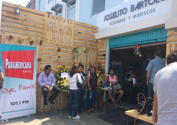 Conoce uno de los mejores lugares para comer cebiche en Lima